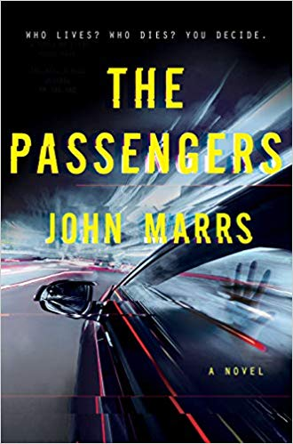 Review: The Passengers by John Marrs