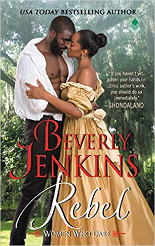 Review: Rebel by Beverly Jenkins + Giveaway