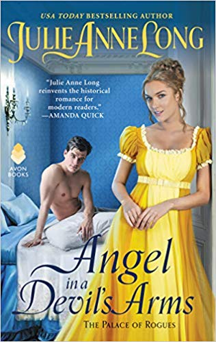 Review: Angel in a Devil's Arms by Julie Anne Long + Giveaway