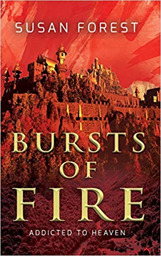 Review: Bursts of Fire by Susan Forest + Giveaway