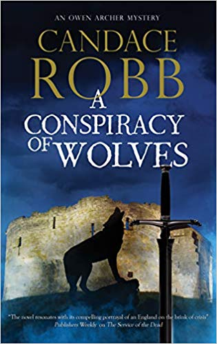 Review: A Conspiracy of Wolves by Candace Robb