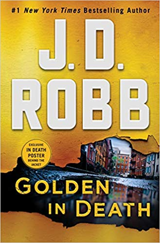 Review: Golden in Death by J.D. Robb