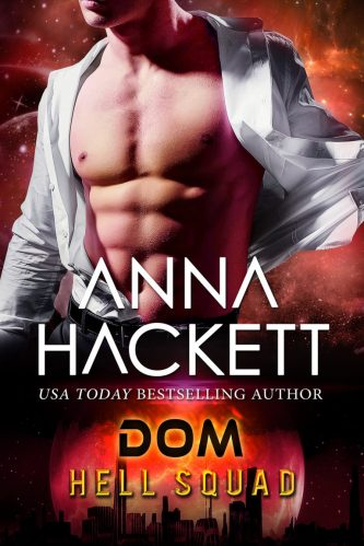 Review: Hell Squad: Dom by Anna Hackett