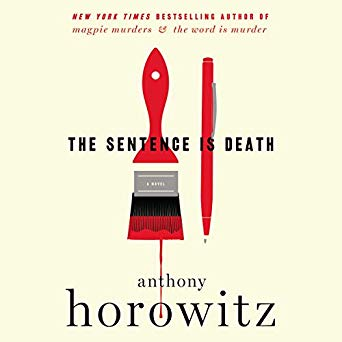 Review: The Sentence is Death by Anthony Horowitz