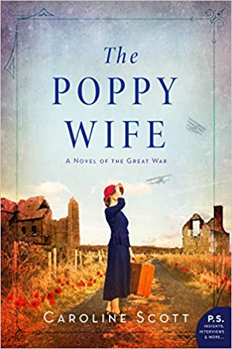 Review: The Poppy Wife by Caroline Scott