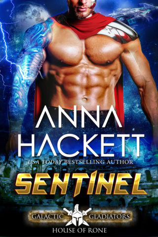 Review: Sentinel by Anna Hackett