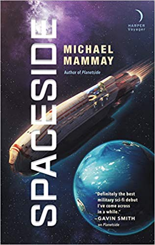 Review: Spaceside by Michael Mammay