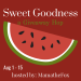 Sweet Goodness Giveaway Hop