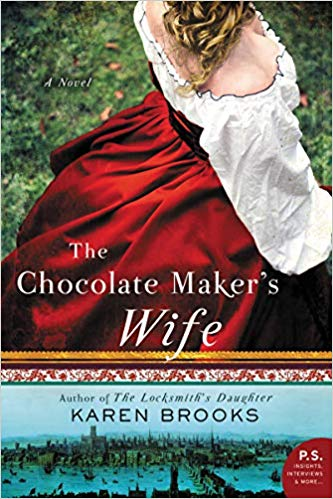Review: The Chocolate Maker's Wife by Karen Brooks