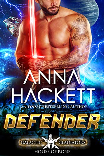 Review: Defender by Anna Hackett