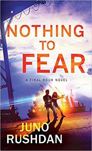 Review: Nothing to Fear by Juno Rushdan + Giveaway