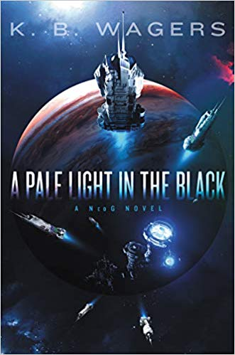 Review: A Pale Light in the Black by K.B. Wagers