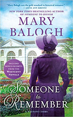 Review; Someone to Remember by Mary Balogh
