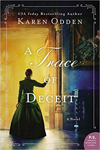 Review: A Trace of Deceit by Karen Odden