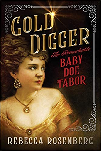 Review: Gold Digger by Rebecca Rosenberg + Giveaway