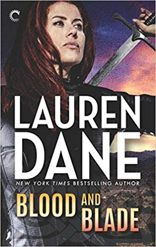 Review: Blood and Blade by Lauren Dane