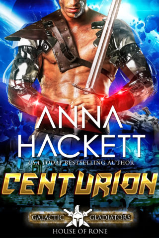Review: Centurion by Anna Hackett