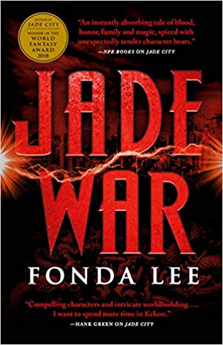 Review: Jade War by Fonda Lee
