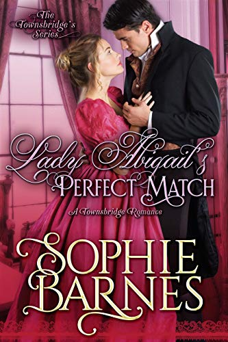 Review: Lady Abigail's Perfect Match by Sophie Barnes + Giveaway