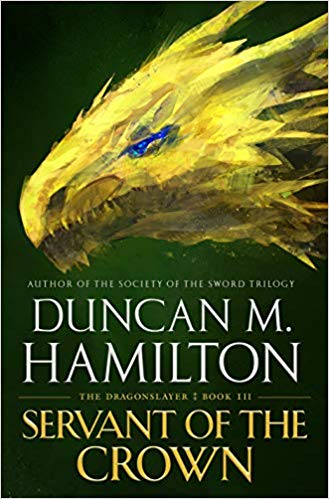 Review: Servant of the Crown by Duncan M. Hamilton + Giveaway