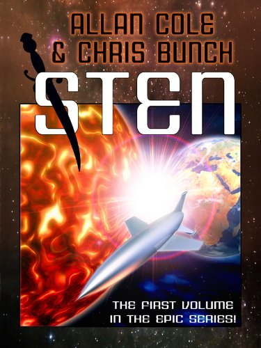 Guest Review: Sten by Chris Bunch & Allan Cole