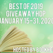 Best of 2019 Giveaway Hop