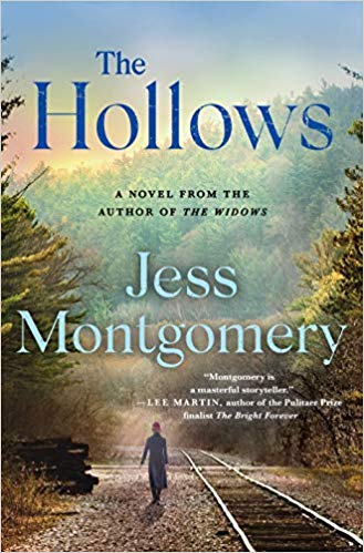 Review: The Hollows by Jess Montgomery + Giveaway