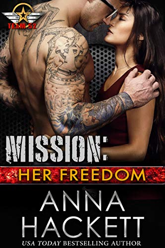 Review: Mission: Her Freedom by Anna Hackett
