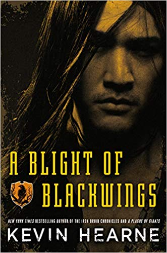 Review: A Blight of Blackwings by Kevin Hearne