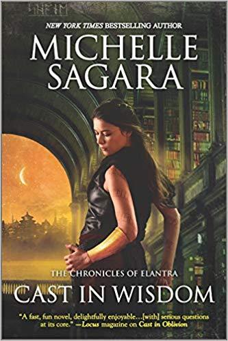 Review: Cast in Wisdom by Michelle Sagara