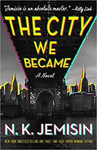 Review: The City We Became by N.K. Jemisin