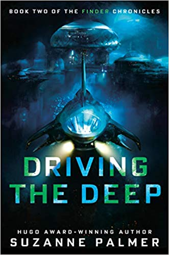 Review: Driving the Deep by Suzanne Palmer