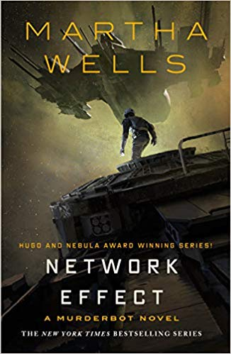 Review: Network Effect by Martha Wells