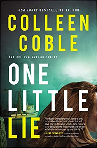 Review: One Little Lie by Colleen Coble