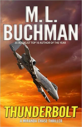 Review: Thunderbolt by M.L. Buchman