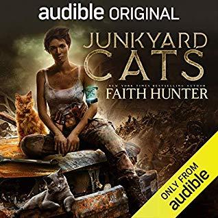 Review: Junkyard Cats by Faith Hunter