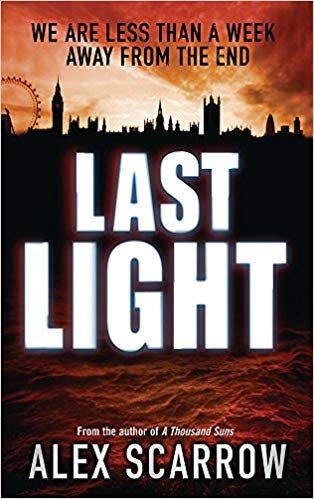 Guest Review: Last Light by Alex Scarrow