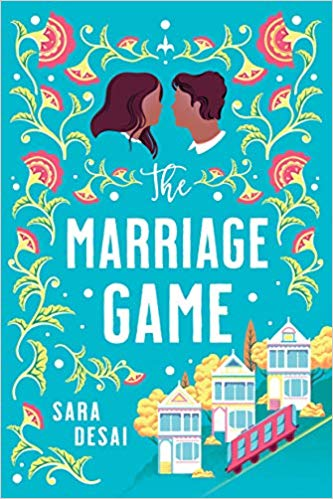 Review: The Marriage Game by Sara Desai
