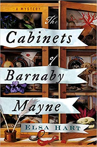Review: The Cabinets of Barnaby Mayne by Elsa Hart