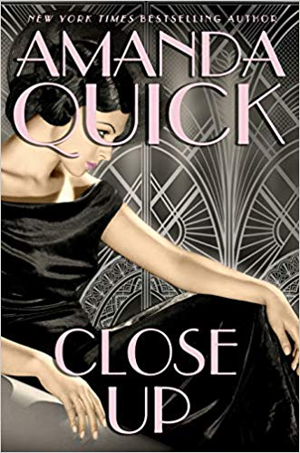 Review: Close Up by Amanda Quick