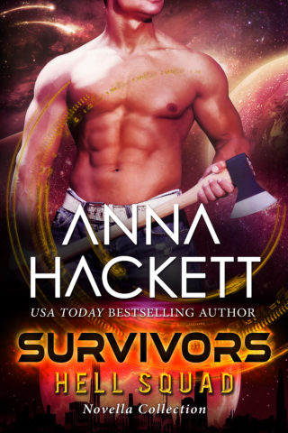 Review: Hell Squad Survivors by Anna Hackett