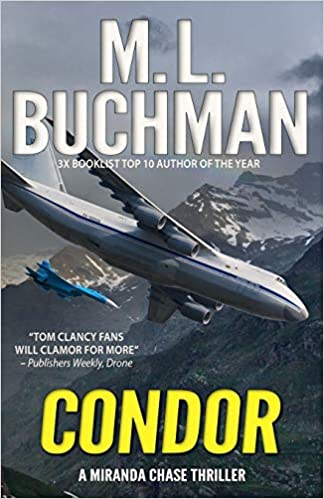 Review: Condor by M.L. Buchman + Giveaway