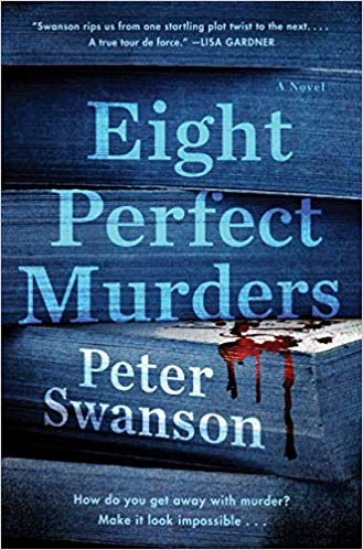 Review: Eight Perfect Murders by Peter Swanson
