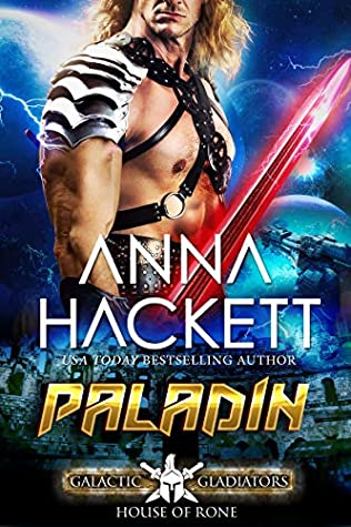 Review: Paladin by Anna Hackett