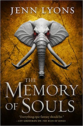 Review: The Memory of Souls by Jenn Lyons