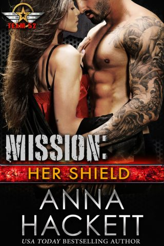 Review: Mission: Her Shield by Anna Hackett