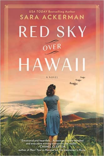 Review: Red Sky Over Hawaii by Sara Ackerman