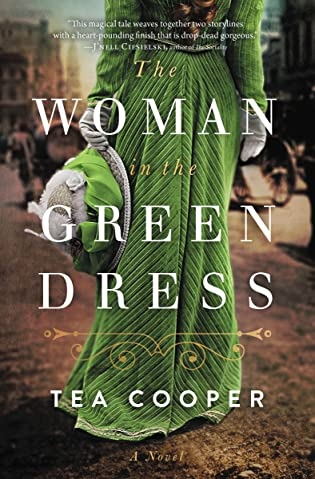 Review: The Woman in the Green Dress by Tea Cooper