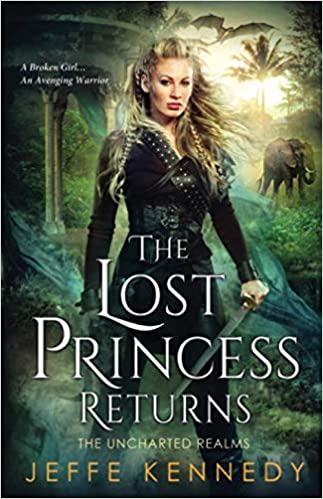 Review: The Lost Princess Returns by Jeffe Kennedy