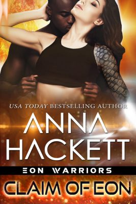Review: Claim of Eon by Anna Hackett